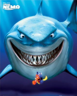 bruce the shark s twelve step program